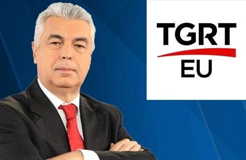 Dübider Tgrt Euro Kanalının Konuğu Olacak