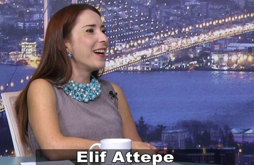 Elif Attepe İle TV Programı