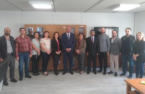 İstanbul Sağlık Üniversitesi´nde Ön Toplantımızı Yaptık