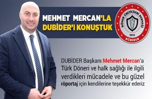 Mehmet Mercan İle DUBİDER Hakkında ( Haber 1919 )